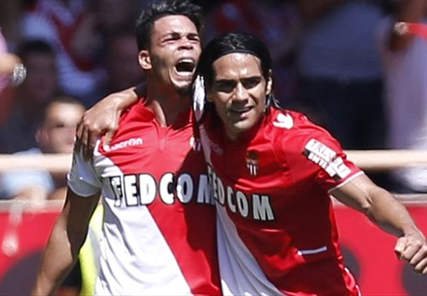 Monaco 4-1 Montpellier: Riviere hat trick downs visitors