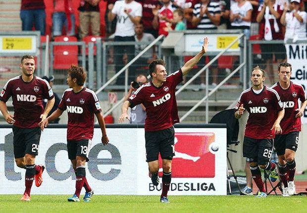 Der 1. FC Nürnberg hofft in Bremen auf den ersten Sieg