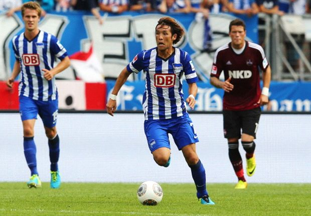 The Japanese defensive midfielder rued the loss of two points