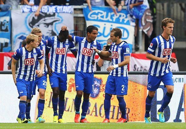 Hertha BSC startete erfolgreich in die neue Saison