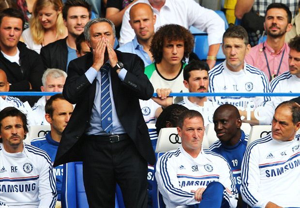 Mourinho: Chelsea have rarely played so well