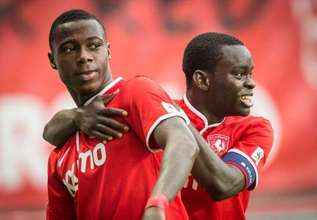 Pahlawan kemenangan Twente.