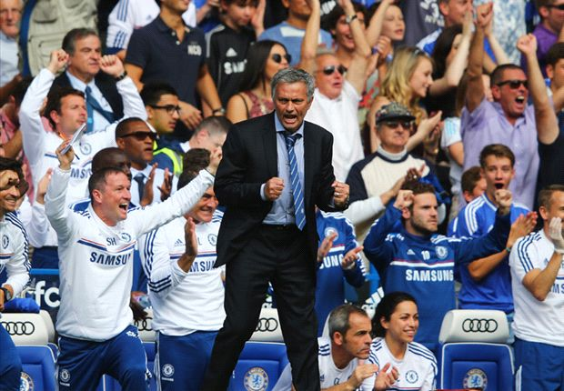 Mourinho: Chelsea are not unbeatable like in 2004