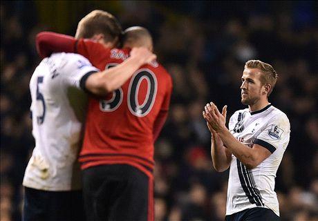 Tottenham's title hopes blow up