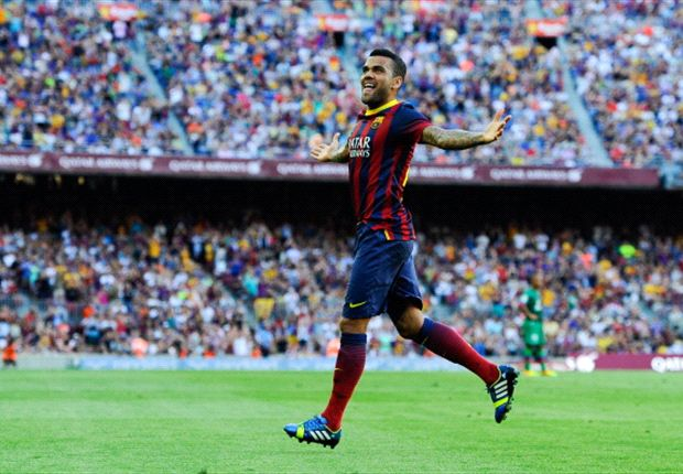 Neymar's start no surprise, says Dani Alves