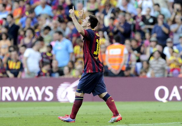 Pressing must start with Messi - Martino