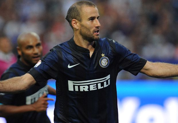 Palacio backs Inter for Scudetto challenge
