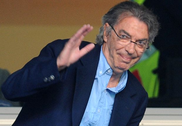 Moratti considers staying as Inter president
