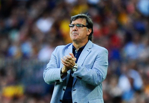 Messi's absence will not be used as an excuse, says Martino