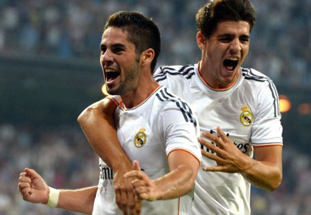 Isco: Real Madrid are favourites to win the Champions League