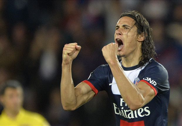Paris Saint-Germain 1-1 Ajaccio: Cavani saves hosts' blushes