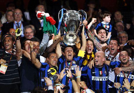 'Inter winning UCL made everyone cry!'