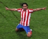 Falcao gewann mit Atletico Madrid die Europa League 2012