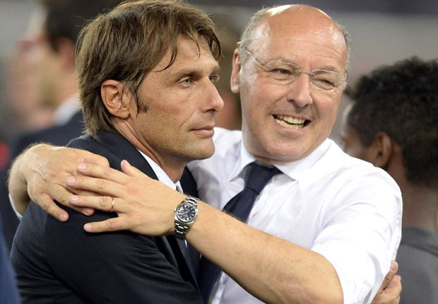 'Scudetto race not over yet' - Marotta warns Juventus to be wary of Roma threat