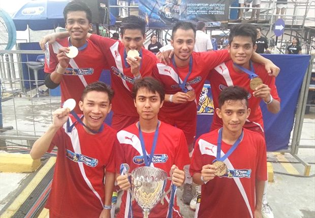 A 3-2 victory in the final saw Bobai FC win the International category.