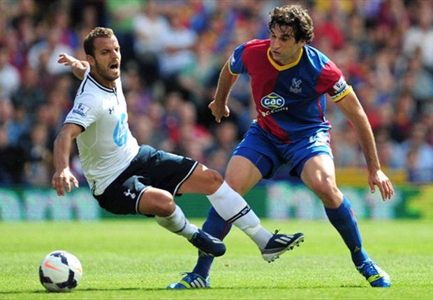 Palace's Aussie skipper goes up against Roberto Soldado