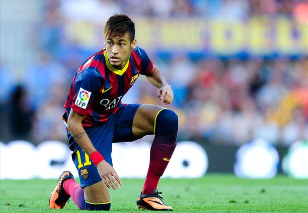 Neymar set for first start as Barcelona save Messi for Atletico clash