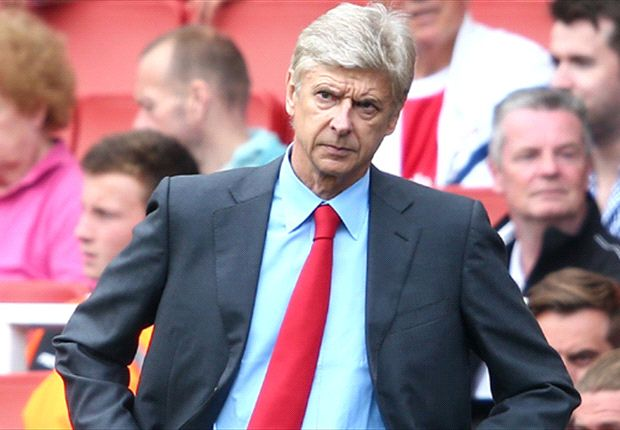 Wenger puts four rookies on standby for crunch Fenerbahce test