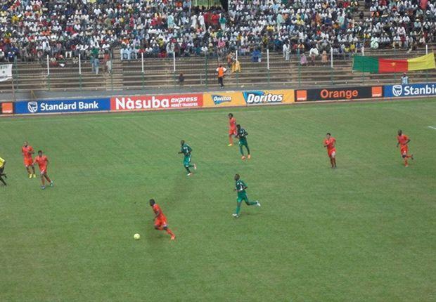 Coton Sport vs Recreativo of Libolo