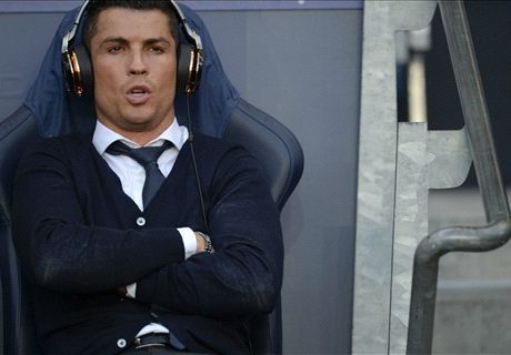 COMMENT: Madrid utterly reliant on CR7