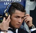 IN PICS: Ronaldo left glum by absence