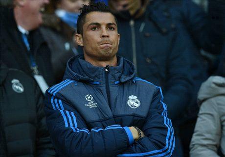 Zidane: Benzema & Ronaldo still injured