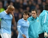 David Silva ruled out of Manchester City's return leg against Real Madrid