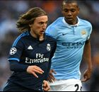 IN PICTURES: Man City draws Madrid in semifinal first leg