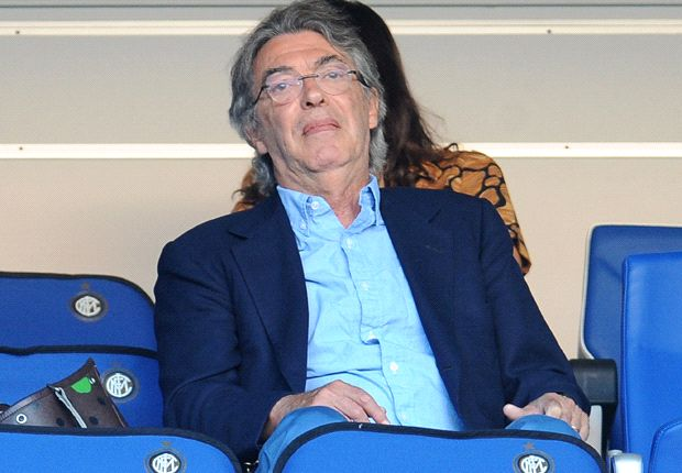 Moratti could stay on as Inter president