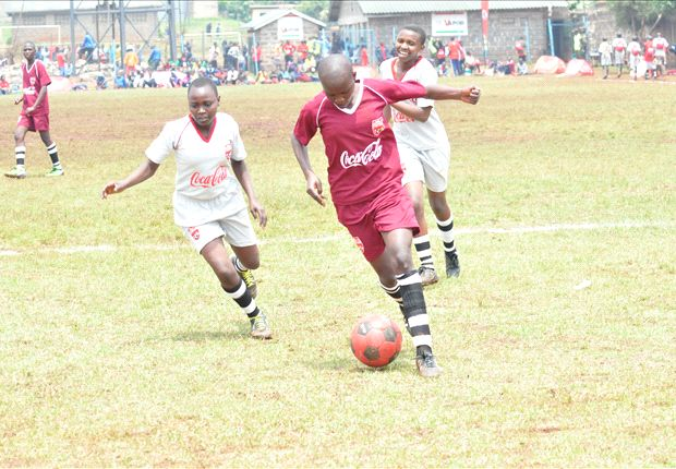 Kisumu Queens hit Maragwa for nine in Copa