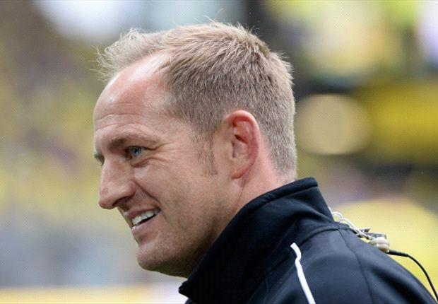 Torsten Lieberknecht favorisiert bei Eintracht Braunschweig eine Rotation im Tor