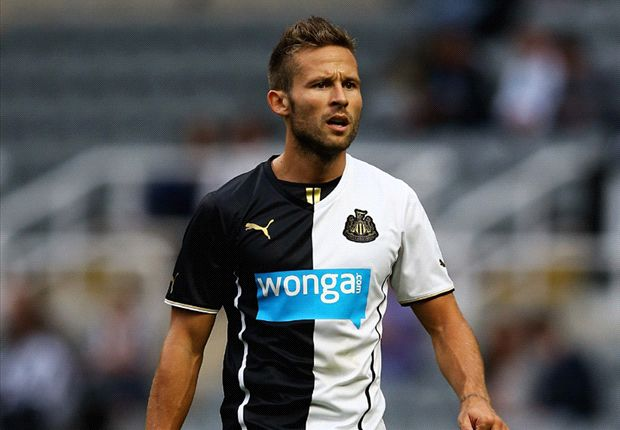 No improved Cabaye offer from Arsenal, says Pardew