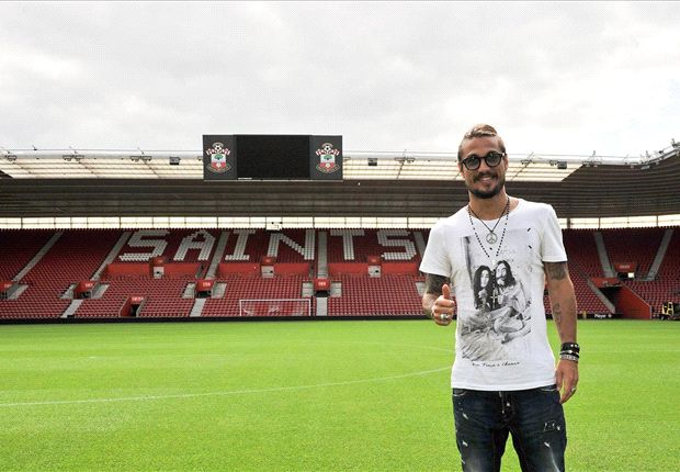 Osvaldo plays down Balotelli comparisons