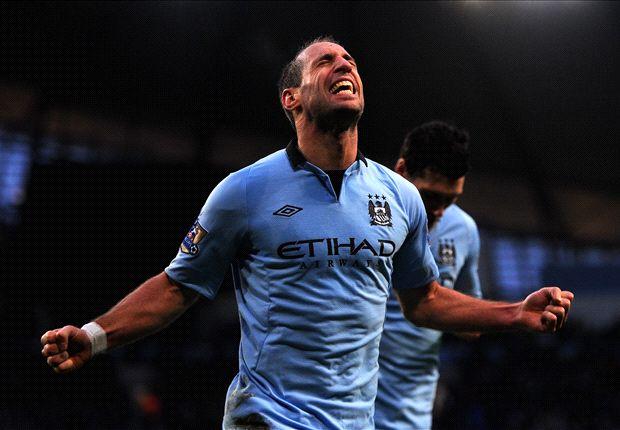 Pablo Zabaleta bleibt Manchester City weiterhin erhalten