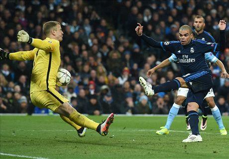 RATINGS: Hart stars for Man City