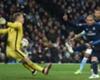 Joe Hart cuidó el cero en el arco de Manchester City