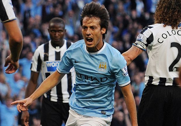 Will bei Manchester City bleiben: David Silva