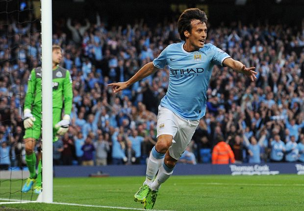 Silva set to return for Manchester derby, says Pellegrini