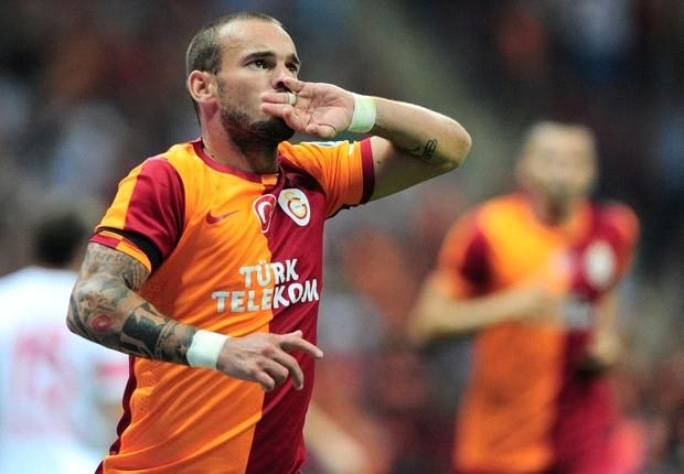 'With me, you'll see the real Sneijder' - Mancini