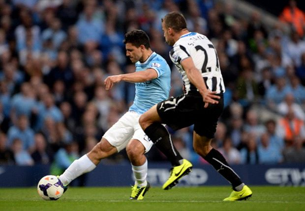 Aguero targets silverware with Manchester City