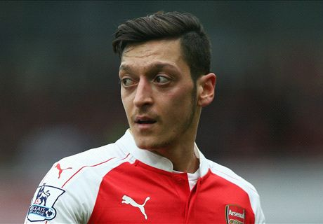Ozil NOT to blame for Arsenal's slump
