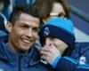 Never give up, says injured Ronaldo