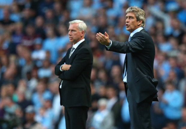 Pellegrini promised £50m warchest if Manchester City make Champions League knockout stage