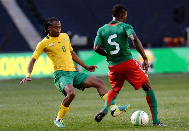 South Africa Player of the Week: Siphiwe Tshabalala - Bafana Bafana