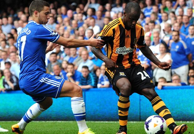 Sone Aluko is realising his potential, claims Steve Bruce