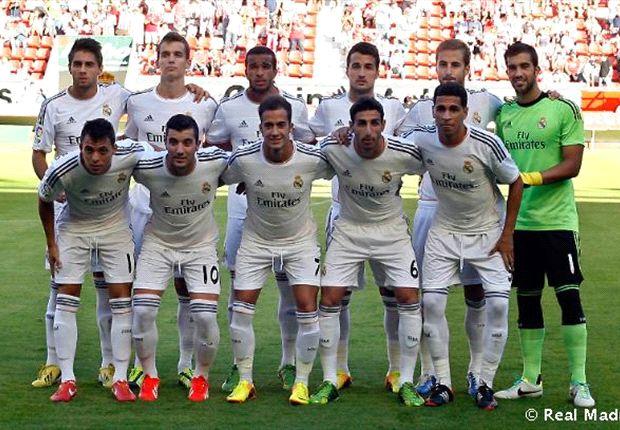 El Real Madrid Castilla jugará un complicado partido en Eibar