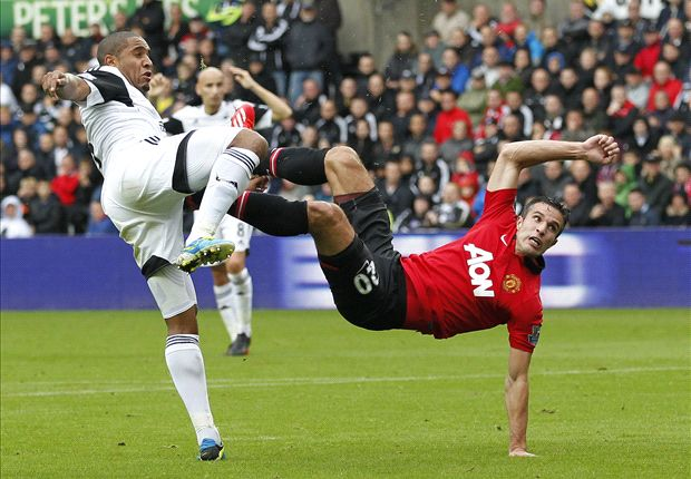 Manchester United defeat hurt us, admits Swansea captain Williams