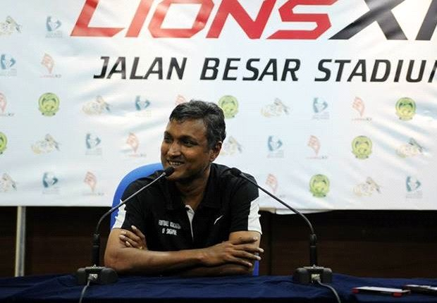 LionsXII coach Sundram is pleased his team did not concede against ATM (Photo: FAS)
