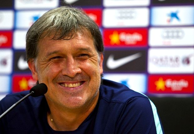 We can't hide behind Messi's injury, warns Martino