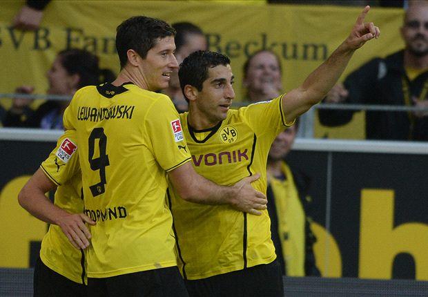 Bundesliga Preview: Borussia Dortmund - Werder Bremen